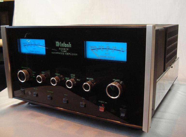 McIntosh MA 2275 Vacuum Tube Integrated Amplifier