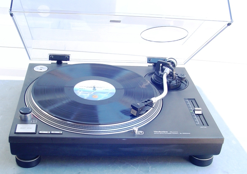 Technics SL 1200MK2 Turntable  Audiophile Owned Never Abused! Excellent Condition