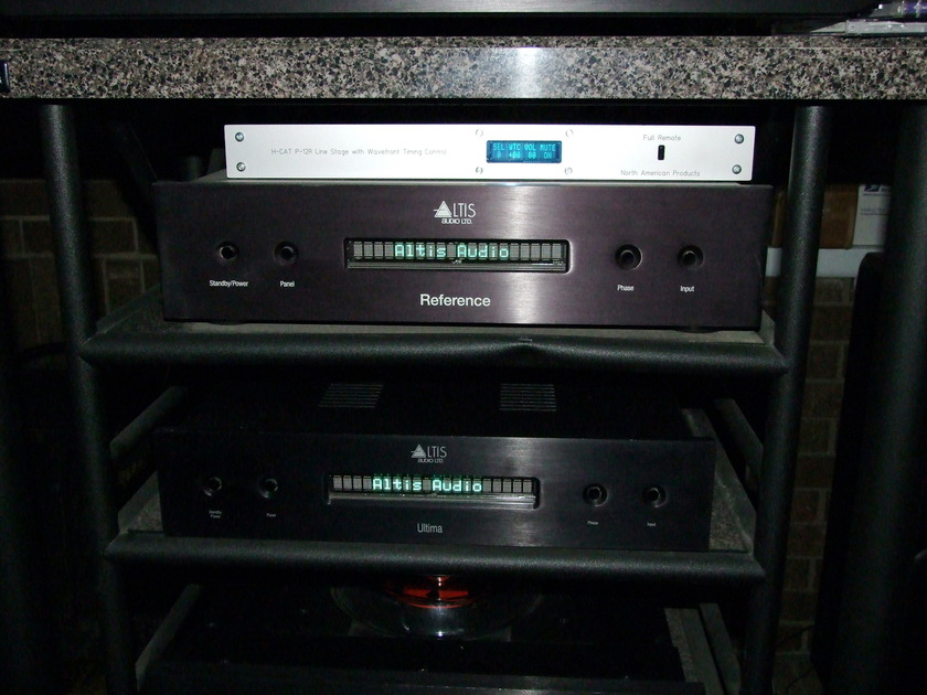 ALTIS REFERENCE 2 TUBE DAC LAST 24/96 MODS BY JERRY OZMENT SUPERB SOUND
