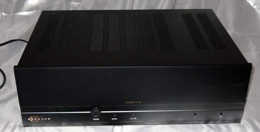 Sonance Sonamp 2120 power amplifier