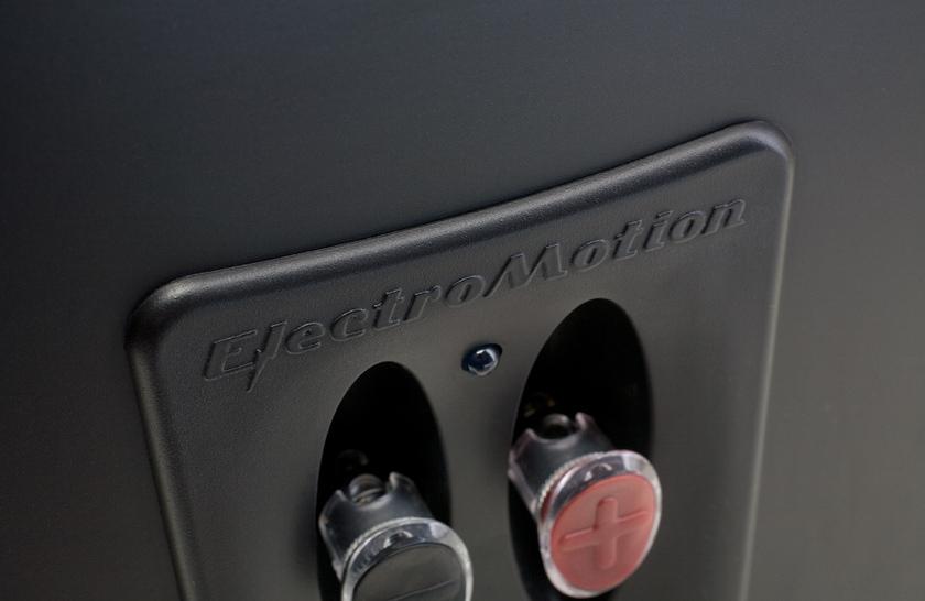 Martin Logan Electromotion ESL electrostatic black speakers