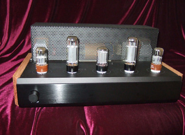 Audio Horizons TA 18 SET tube amp