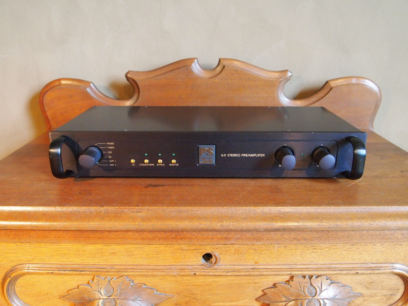 PS Audio 6.0 preamp