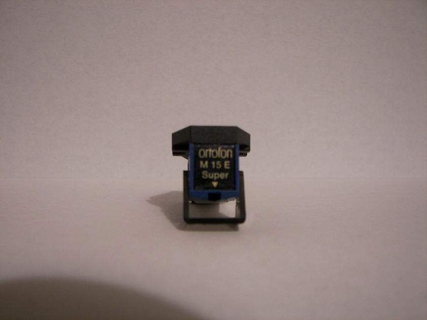 Ortofon M 15E SUPER Moving Magnet Cartridge