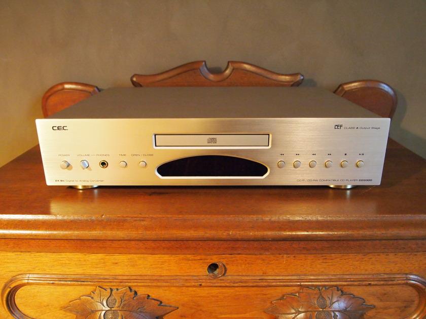 CEC 3300 CD player