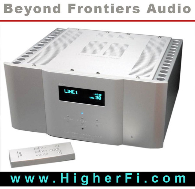Beyond Frontiers / Sonic Frontiers ★ Tulip Int Amp★ Ultimate Integrated