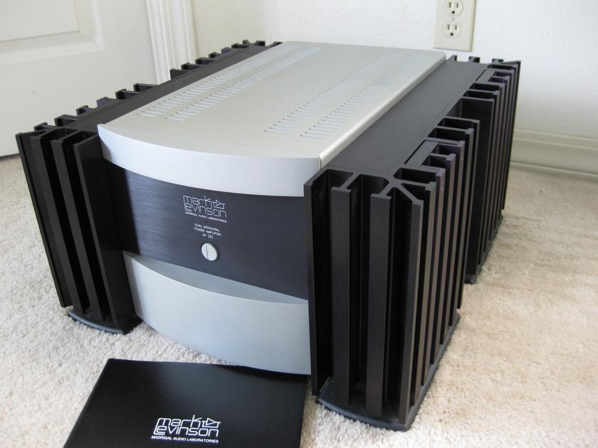 Mark Levinson 333  - Dual Mono Amplifier