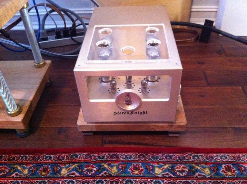 Stereo Knight LM75 Mono Tube Power Amps  / Enigma Pre-Amp