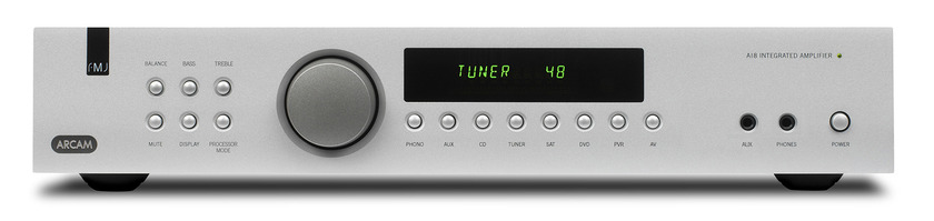 Arcam A18 integrated amp. one year warranty from Arcam.  ships free, no fees!