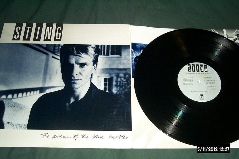 Sting - Dream Of The Blue turtles lp nm