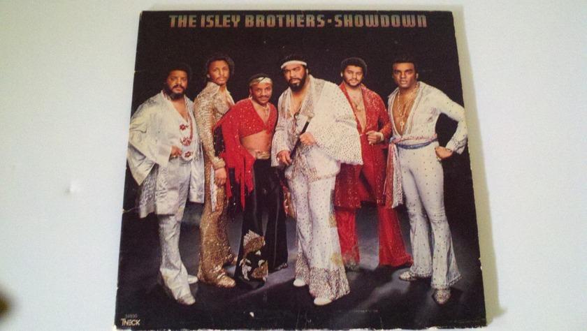 ISLEY BROTHERS - SHOWDOWN