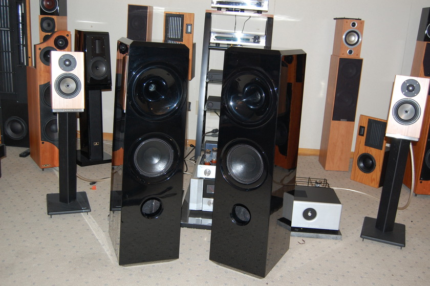 Sunny Cable  H2W10 Loudspeakers