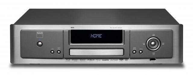 NAD Master Series M56 Blu-ray Player with Manufacturer's Warranty & Free Shipping