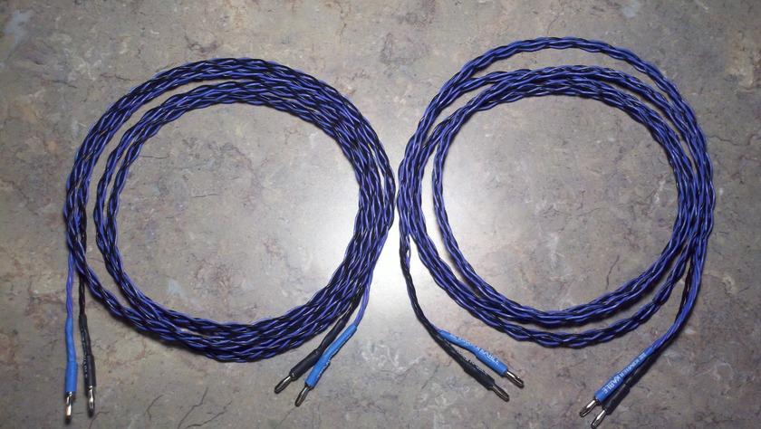 Kimber 4TC 8ft pair (approx)
