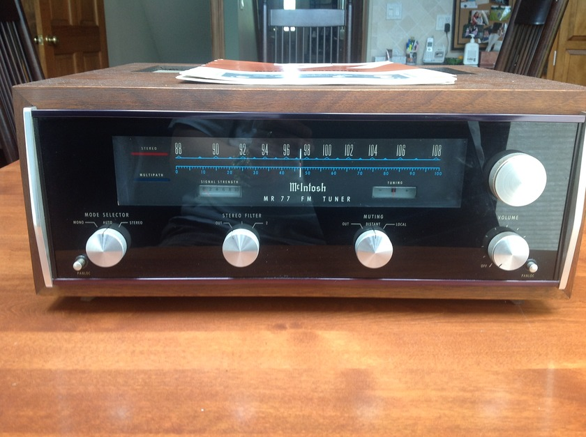 McIntosh MR77 Beautiful Condition