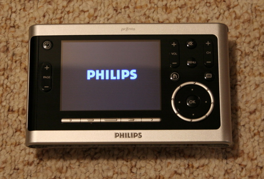 Philips Pronto TSU9600 & RFX9400