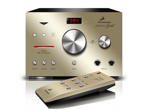 Antelope Audio Zodic Gold DAC w/ Voltikus PSU Bundle *NEW in BOX*