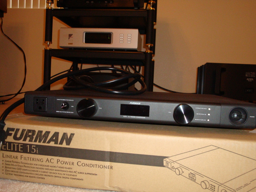 Furman Elite 15i Power Conditioner