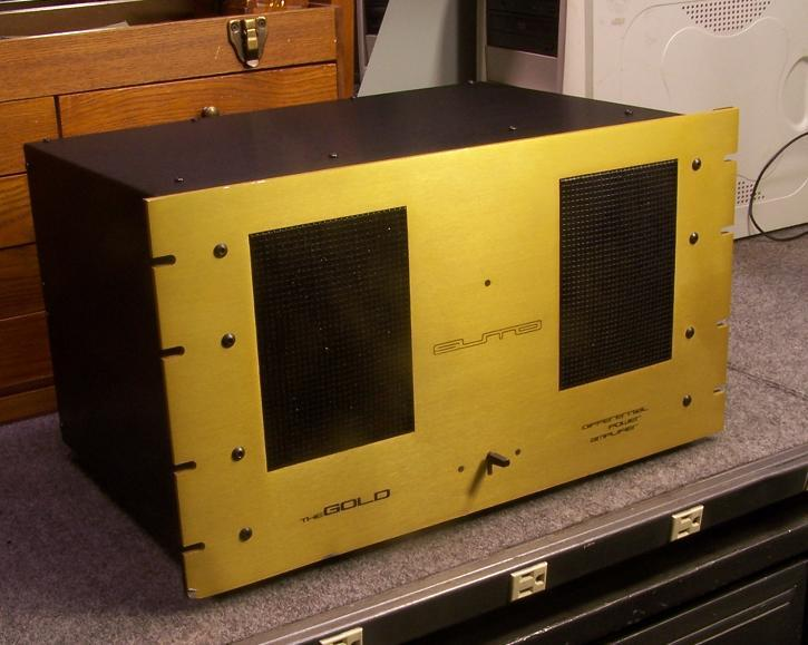 SUMO THE GOLD Class A Amplifier