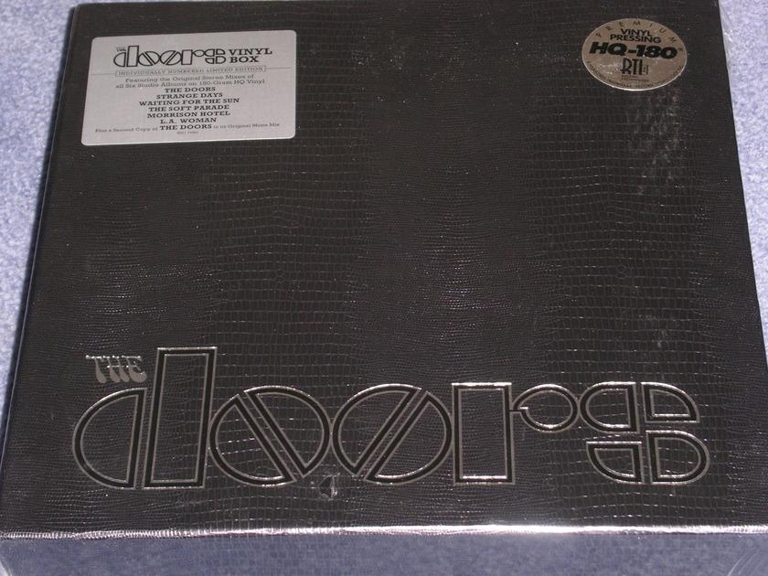 The Doors - 7 LP BOX SET -- Factory sealed 180 gram
