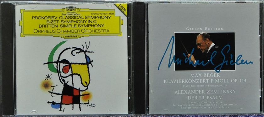 70 Classical CDs, All Mint CDs, imports, pictures #3