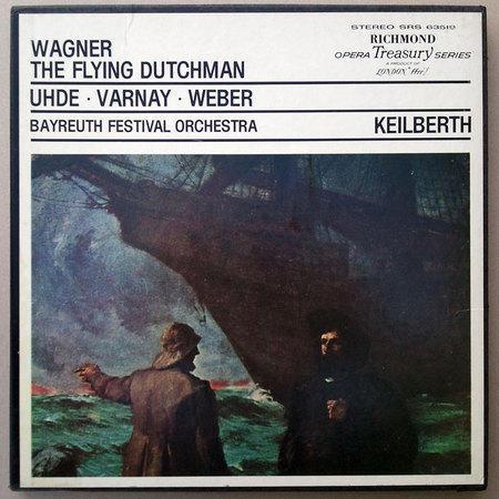 RICHMOND | KEILBERTH/WAGNER - The Flying Dutchman / NM
