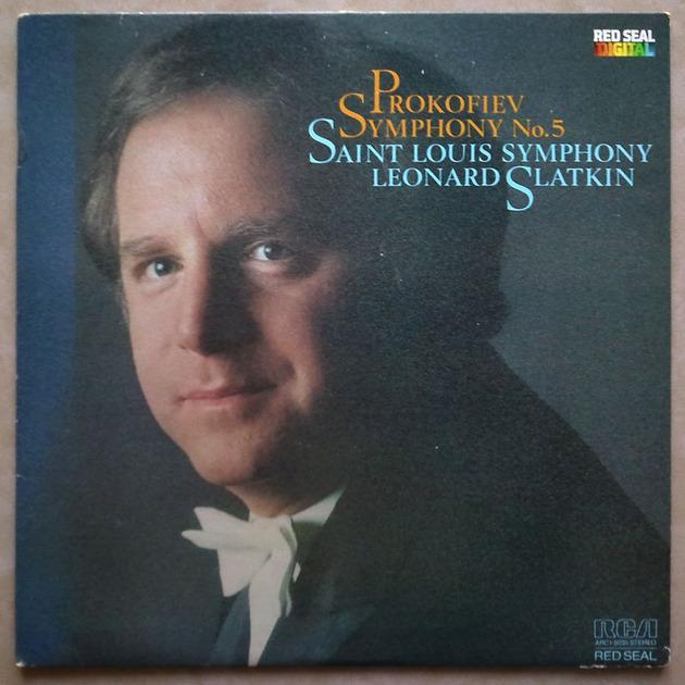 RCA Digital | SLATKIN/PROKOFIEV - Symphony No. 5 / NM