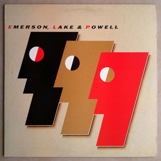 Emerson, Lake & Powell - - Self Titled / NM