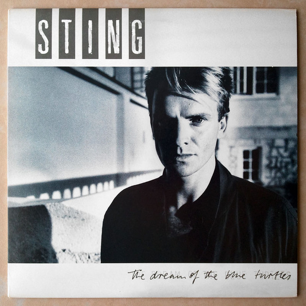Sting - - The Dream of the Blue Turtles / NM