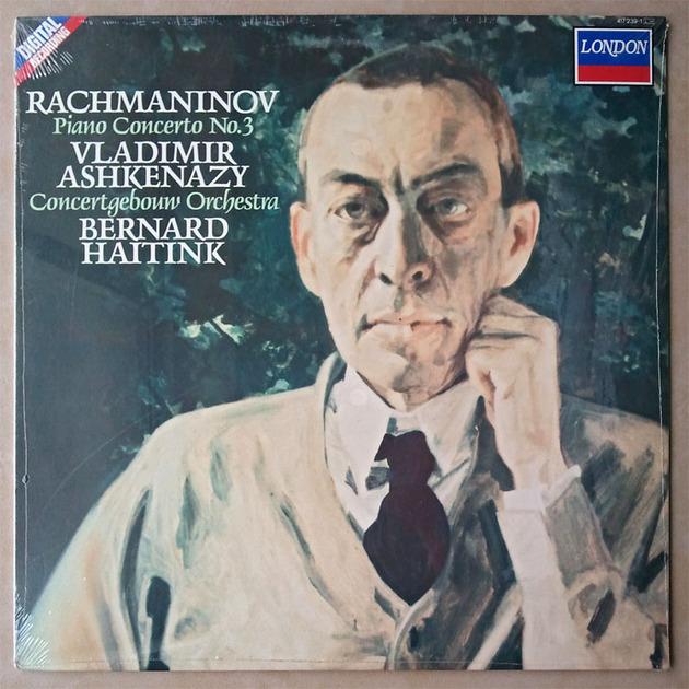 SEALED London Digital | ASHKENAZY/RACHMANINOFF - Piano Concerto No. 3