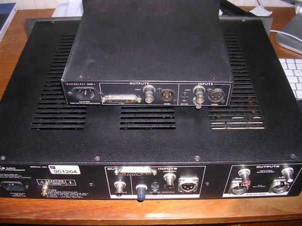 Sonic Frontiers SFD-2 mk3 with d2d-1 upsampler