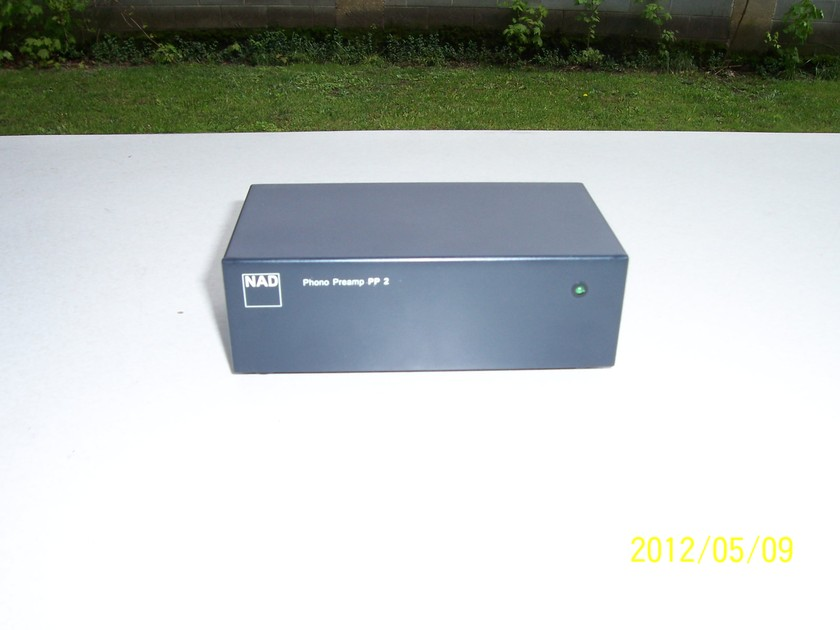 NAD PP 2 Phono Preamp