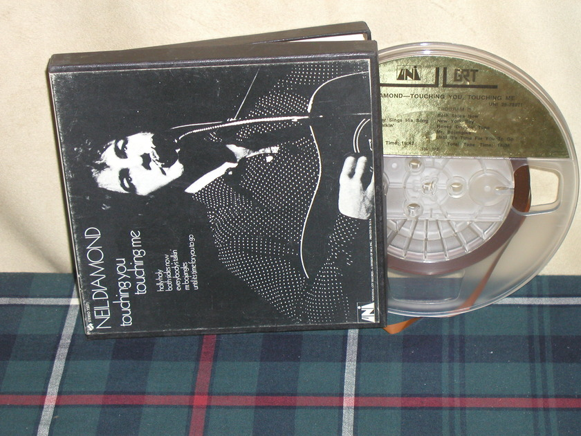 Neil Diamond - Touching You,Touching Me UNI/GRT Open Reel Tape