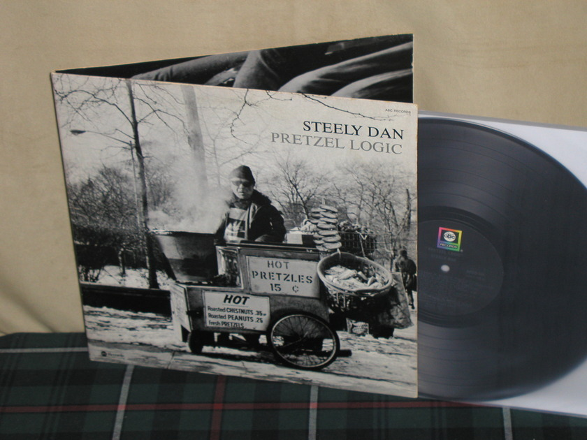 Steely Dan - Pretzel Loging Black Label ABC From 1974. ABCD-808