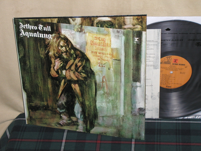 """Jethro Tull   Aqualung - Reprise MS 2035 First issue """"Investment Grade"""""""
