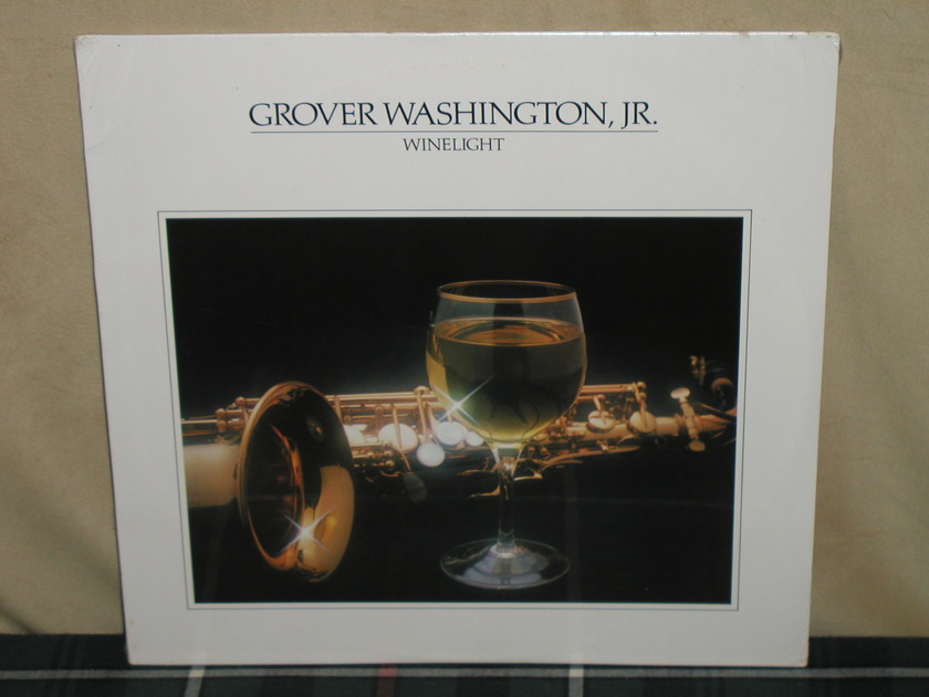 Grover Washington Jr. - Winelight   Still SEALED Elektra 6E-305 from 1980