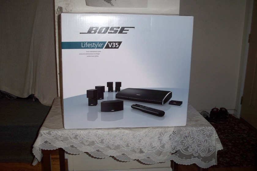 Bose Lifestyle V35  V35 Home Theater System