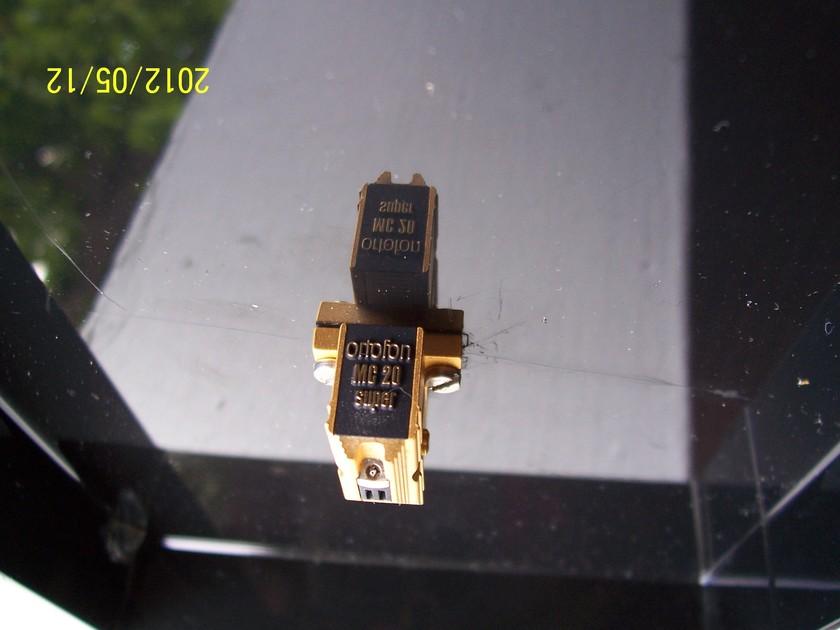 Ortofon mc 20 Super LO-MC Cartridge