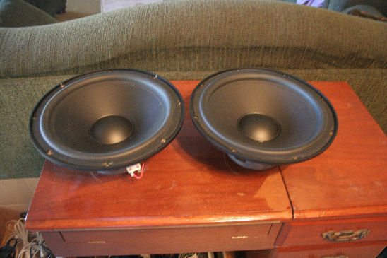 """NHT 12"""" drivers 3.3 woofers photos"""