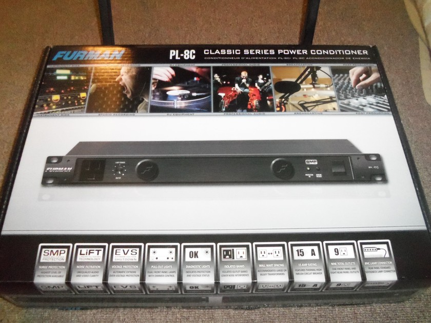 Furman PL-8 C Power conditioner