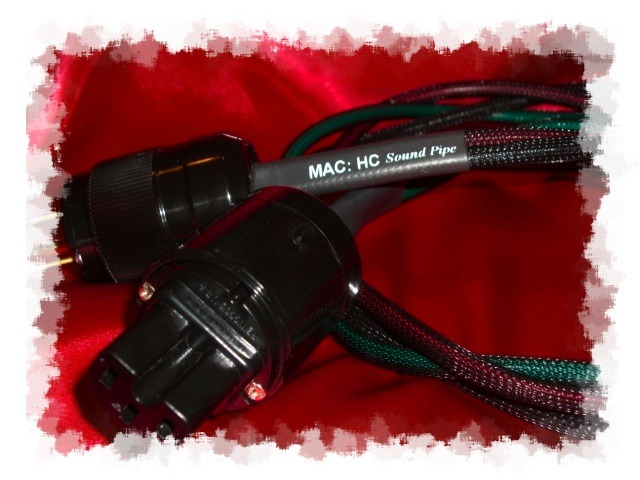 Mac 5' HC Sound Pipe