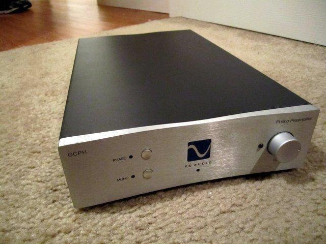 PS Audio Underwood Modified GCPH Phono Pre-Amp w/ remote