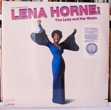 Lena Horne - The Lady & Her Music ss