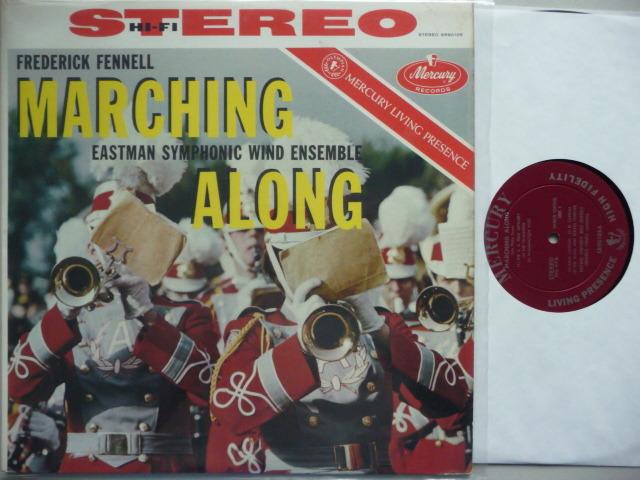 MARCHING ALONG - FREDERICK FENNEL MERCURY LP EXCEL