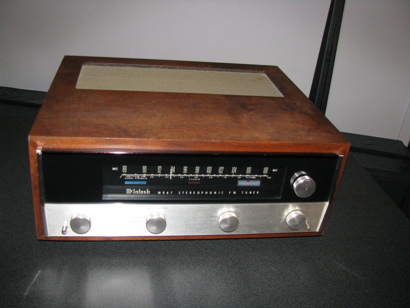McIntosh MR67 R. Modafferi Mod./Audio Classics