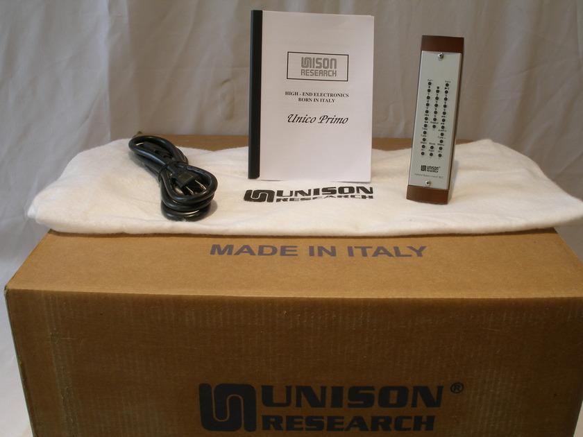 Unison Research Unico Primo Integrated