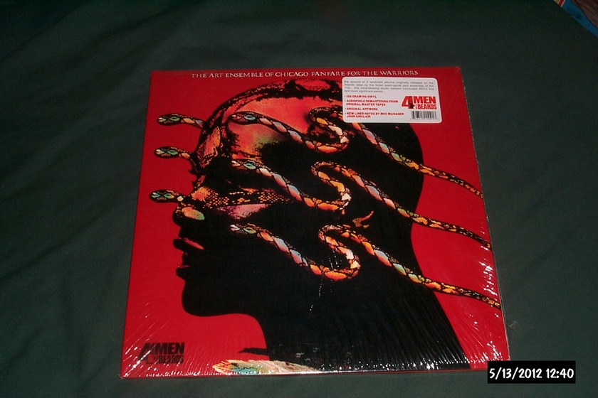 Art ensemble of - Chicago audiophile vinyl lp nm