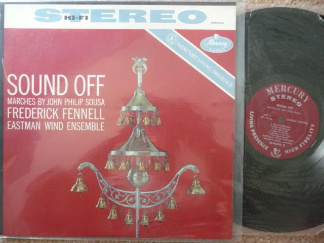 SOUND OFF  - FREDERICK FENNEL MERCURY LP EXCEL
