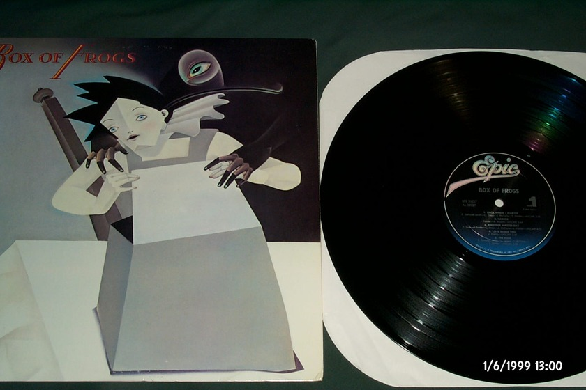 Box Of Frogs - S/T LP NM