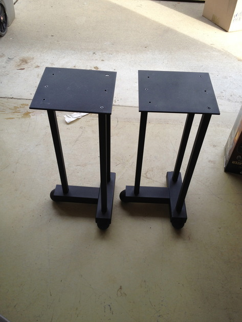 Revel M20 Speakers with Stands
